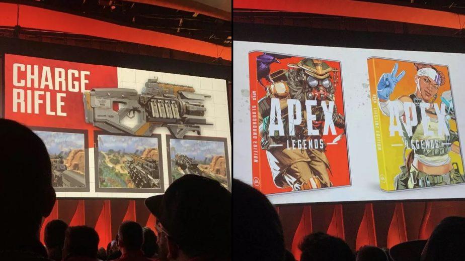 Apex Legends Bloodhound Edition Lifeline Edition 2