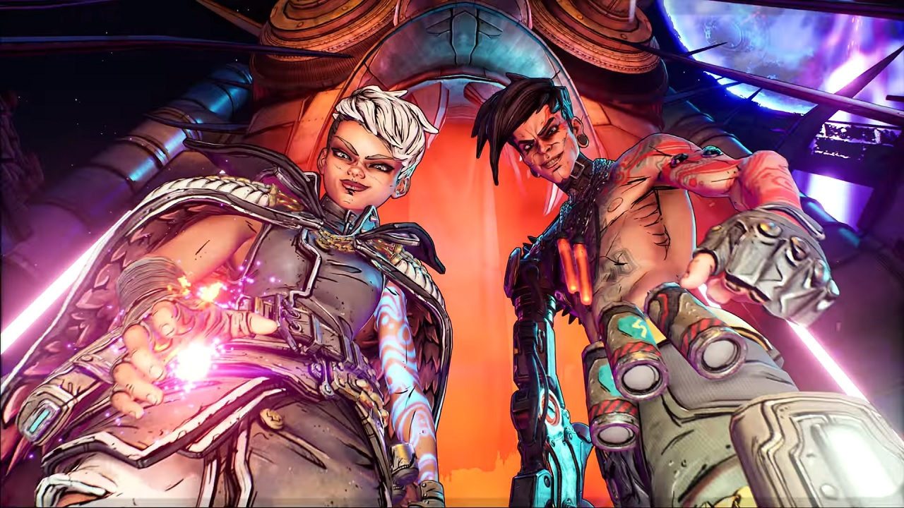 Can Borderlands 3 S Calypso Twins Live Up To Handsome Jack