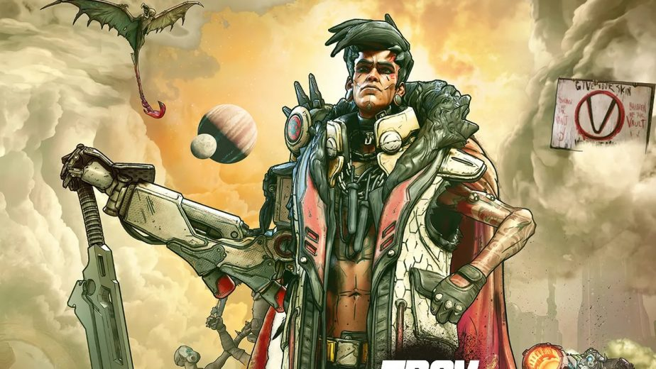 Borderlands 3 Calypso Twins Troy