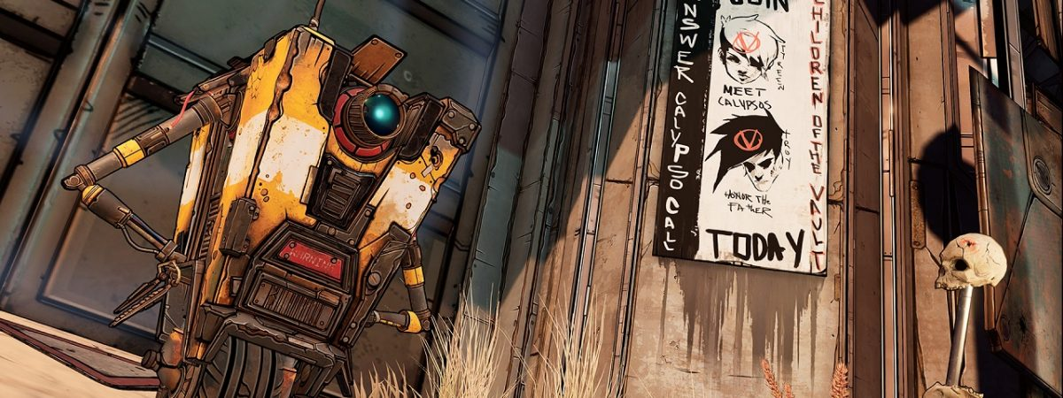 Borderlands 3 Pre-Load Now Available