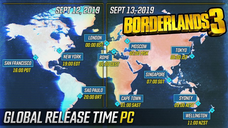 Borderlands 3 Pre-Load Now Available 2