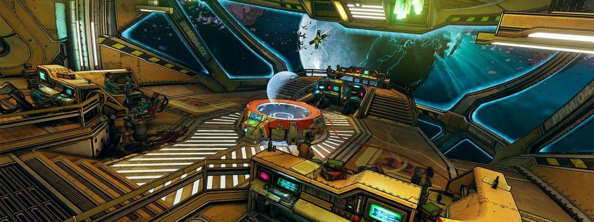 Borderlands 3 Sanctuary III Ship Details