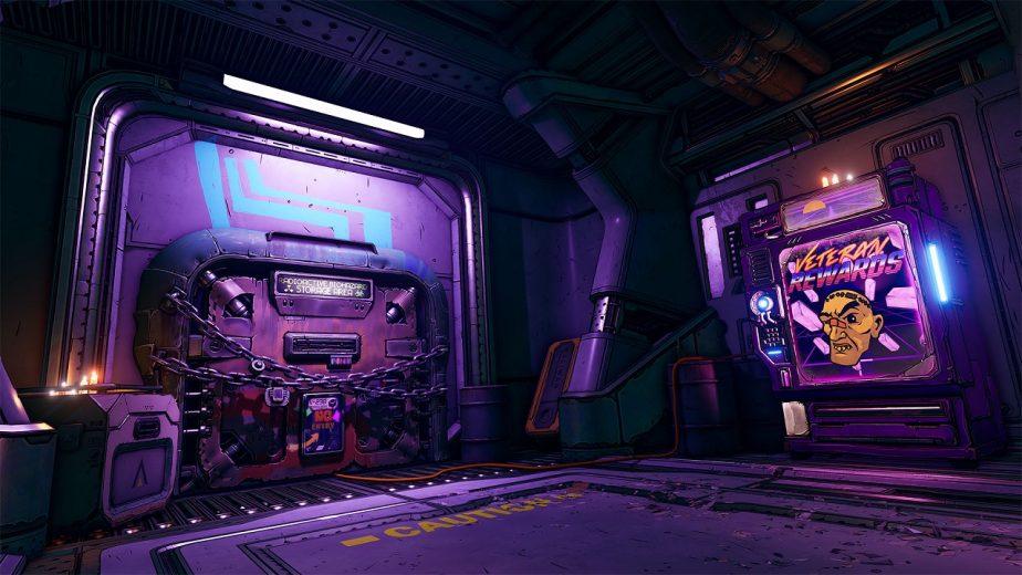 Borderlands 3 Sanctuary III Ship Details 3
