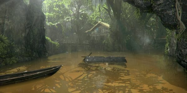 Call of Duty Black Ops 4 Map Jungle Flooded