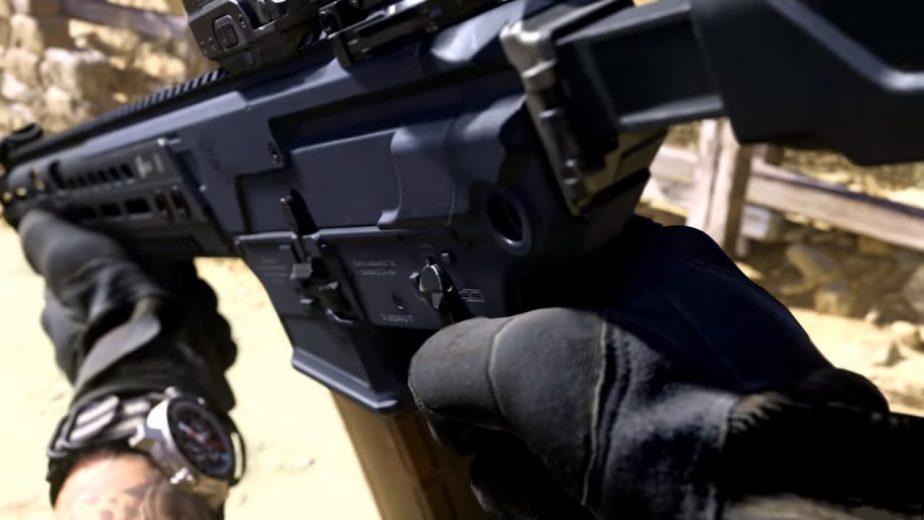 Call of Duty Modern Warfare Beta Trailer Released