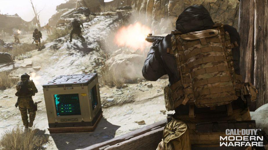 Herní režimy Call of Duty Modern Warfare dosud odhalily 2