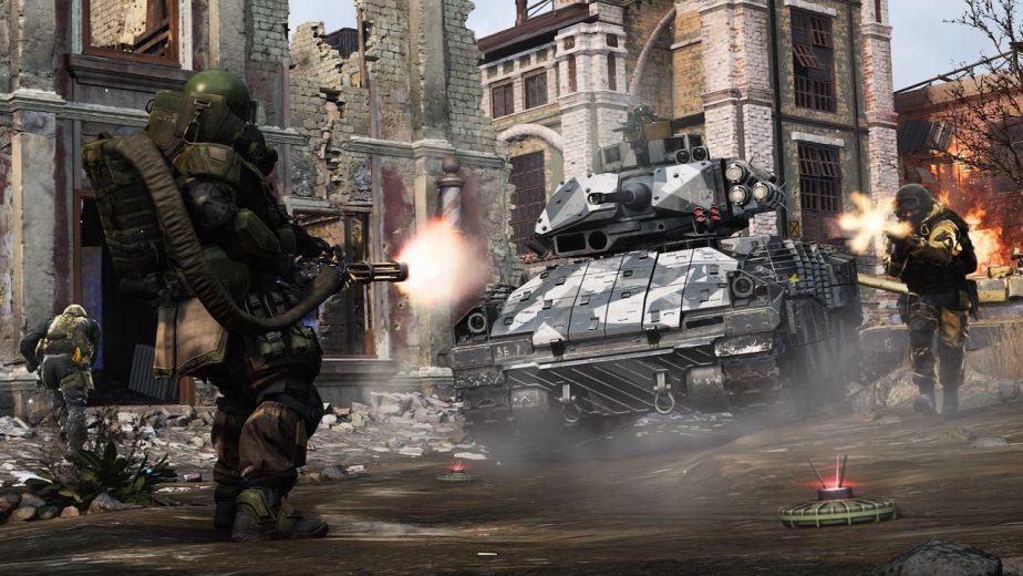 Call of Duty Modern Warfare Ground War Mode 2
