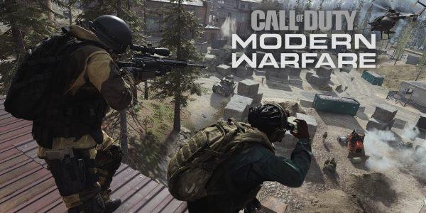 Call of Duty Modern Warfare Ground War Mode