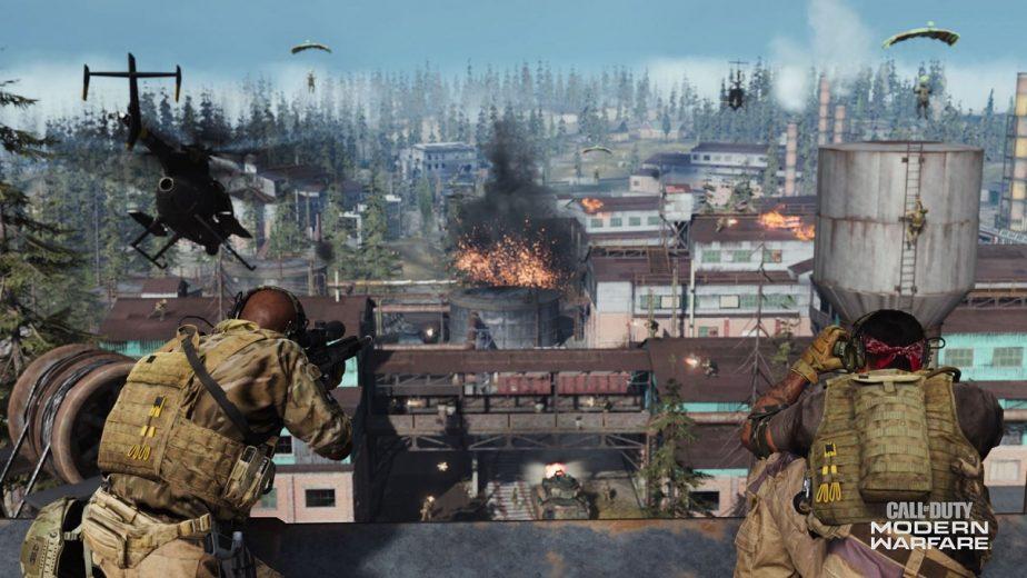 Call of Duty Modern Warfare Maps All Revealed So Far Beta 5