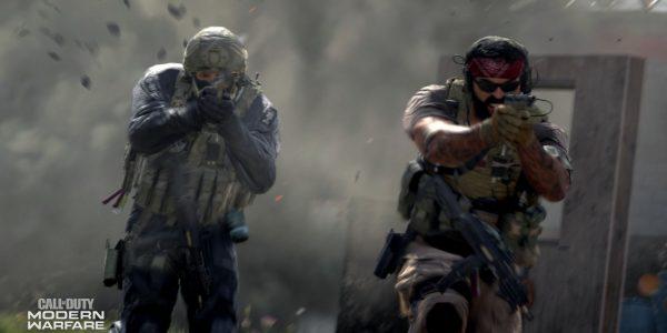 Call of Duty Modern Warfare PC Specs Beta 2