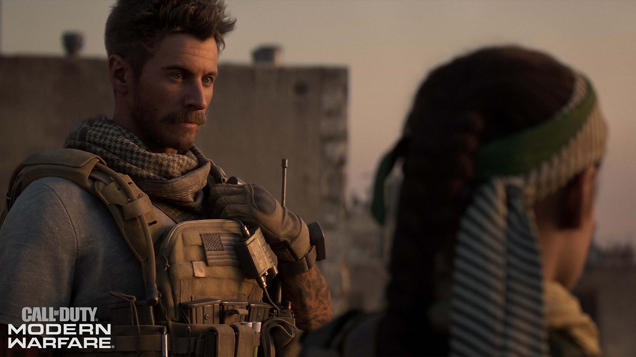 Playable Characters In The Call Of Duty Modern Warfare Story