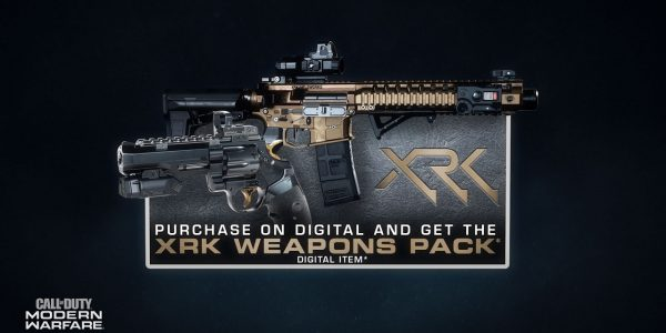 Call of Duty Modern Warfare XRK Weapons Pack
