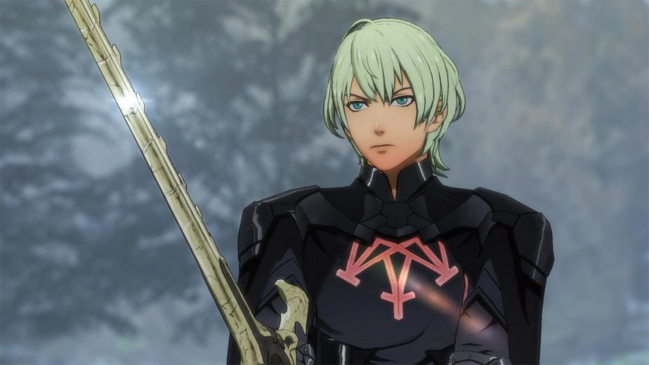 Byleth's new voice actor is Zach Aguilar