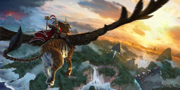 Total War Three Kingdoms DLC Warhammer 2 DLC Update 4