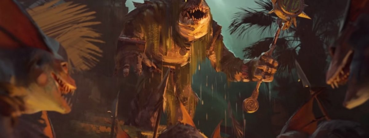 Total War Warhammer 2 DLC The Hunter and The Beast Release
