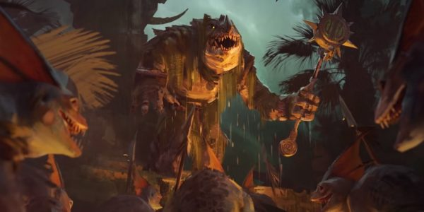 The Hunter and The Beast DLC Launches for Total War: Warhammer 2