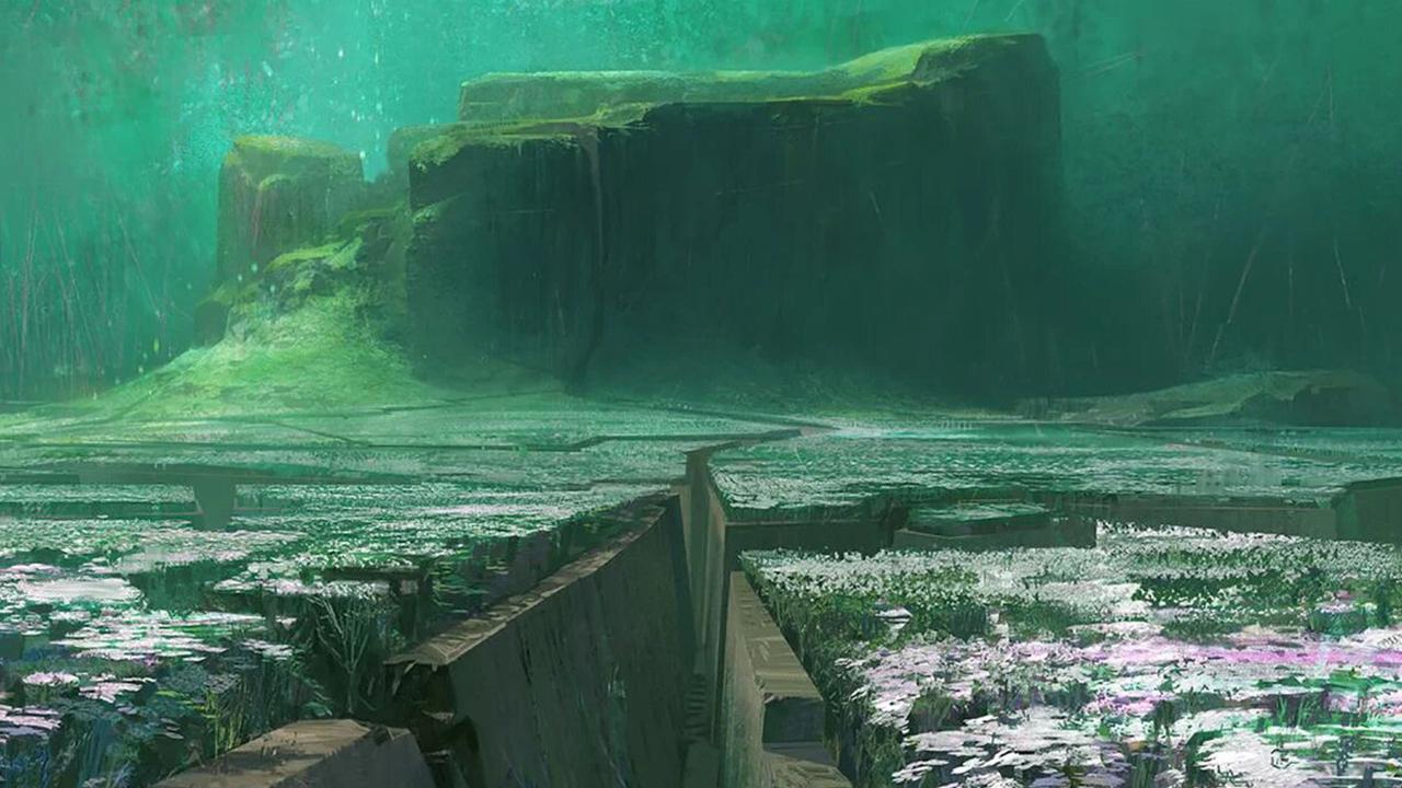 Destiny 2 Garden of Salvation World\u0027s First Belt and