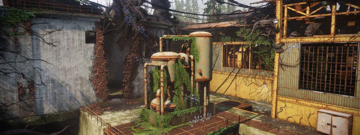 Destiny 2 PvP Maps Removed