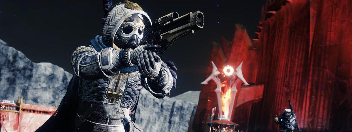 Destiny 2 Shadowkeep Raid Weapons and Armor