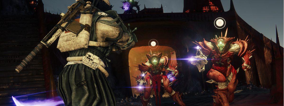 Destiny 2 Cross-Play Ritual Weapons Shadowkeep