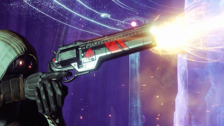 Destiny 2 Shadowkeep Sandbox Exotic Weapons