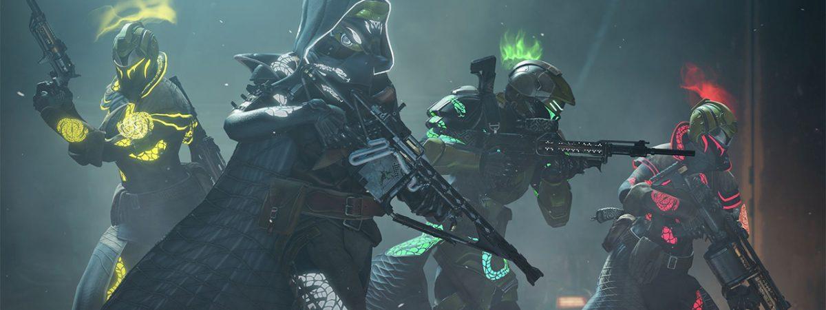 Destiny 2 Weekly Reset Activities