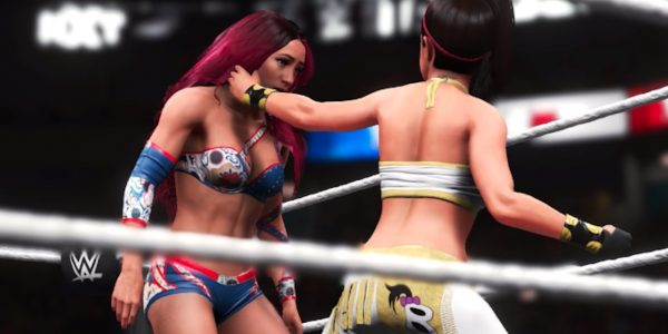 new wwe 2k20 showcase mode images from japan in new video