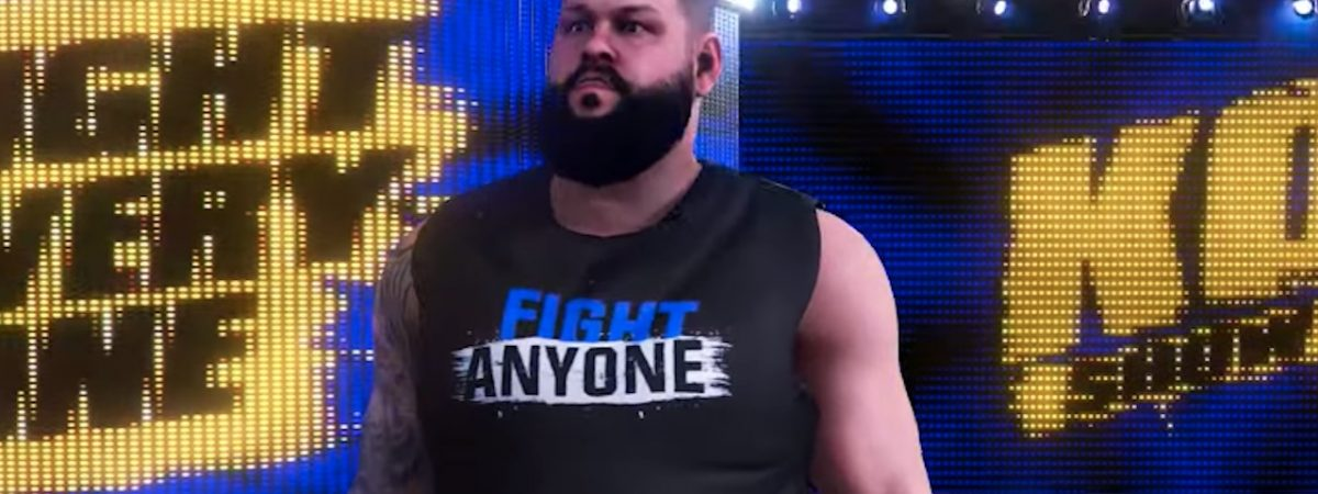 WWE 2K20 Roster: New Kevin Owens Entrance Video Revealed