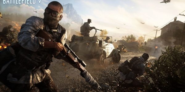 Battlefield 5 Free Weekend Trial Conquest Mode