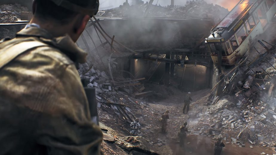 Battlefield 5 Operation Underground Map Trailer