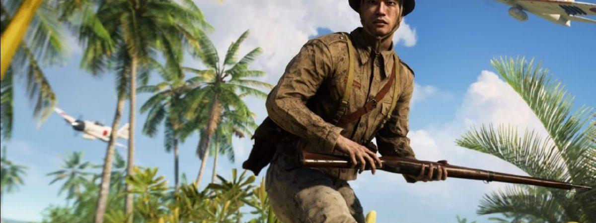 Battlefield 5 War in the Pacific Free Weekend Trial 2