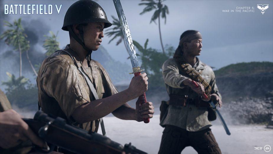 Battlefield 5 War in the Pacific Free Weekend Trial