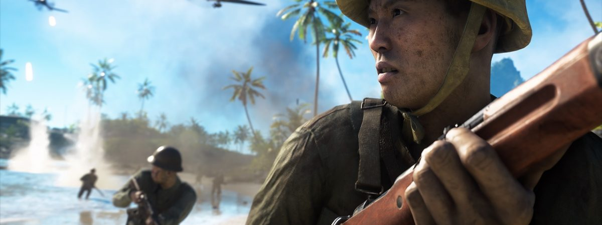 Battlefield 5 War in the Pacific Patch Notes Released