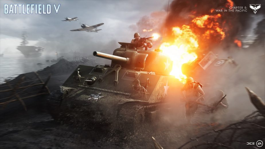 Battlefield 5 War in the Pacific Patch Notes Released 2