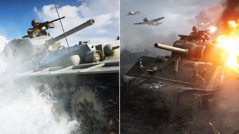 Battlefield 5 War in the Pacific Vehicles Reinforcements 2