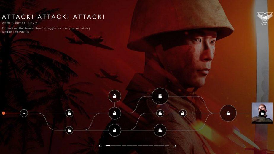 Battlefield 5 War in the Pacific Weekly Challenge 1