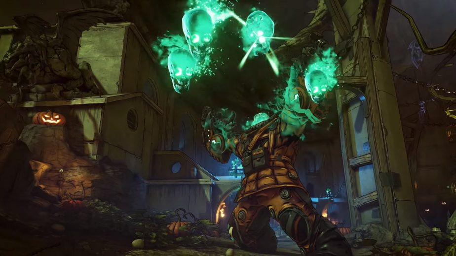 Borderlands 3 Bloody Harvest Event Now Available
