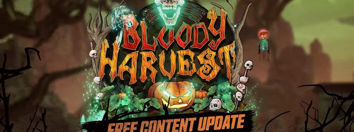 Borderlands 3 Bloody Harvest Event Trailer 2