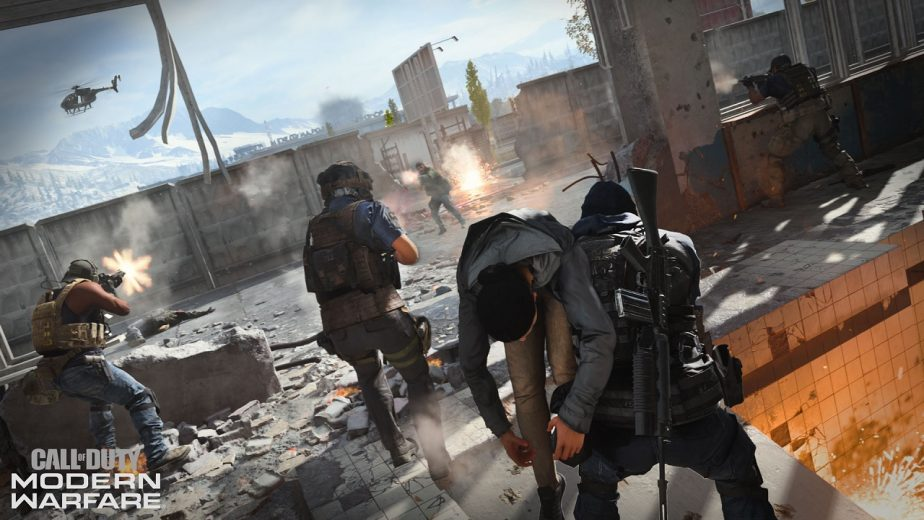 Call of Duty Modern Warfare Spec Ops Trailer Released 2