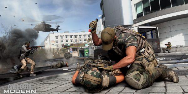 Call of Duty Modern Warfare Spec Ops Trailer Released