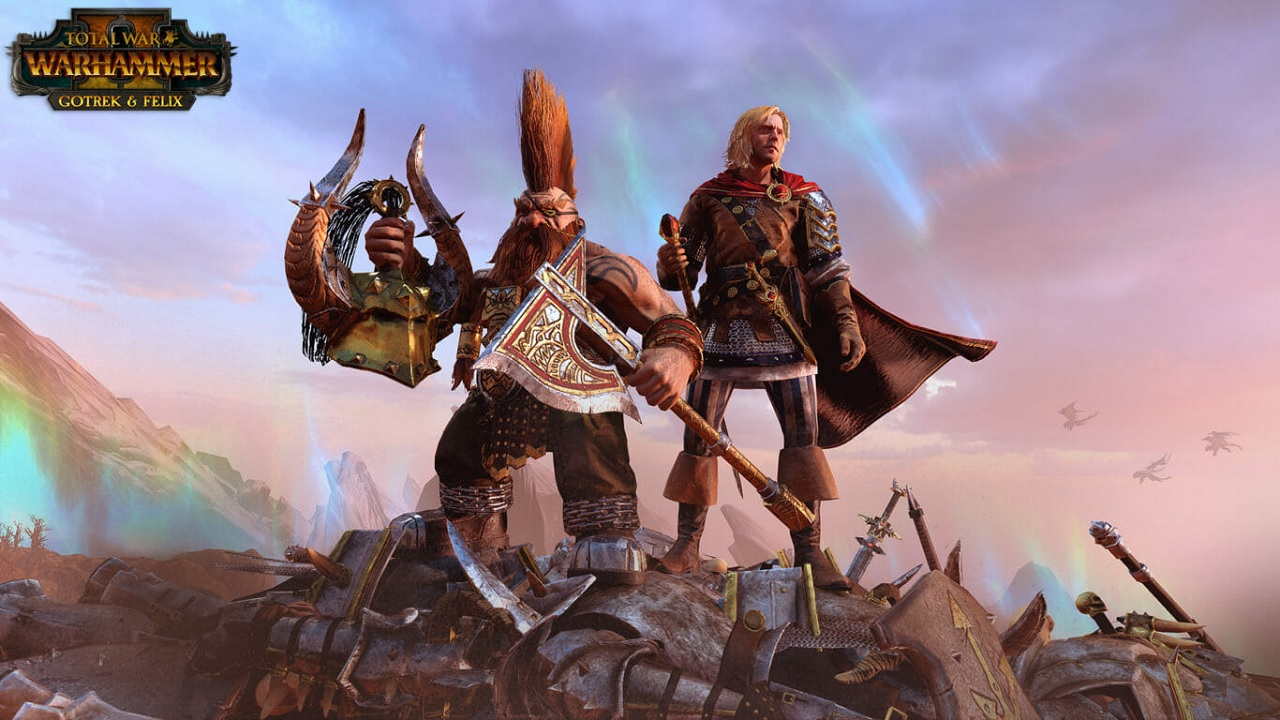 Gotrek And Felix Now Freely Available In Total War Warhammer 2
