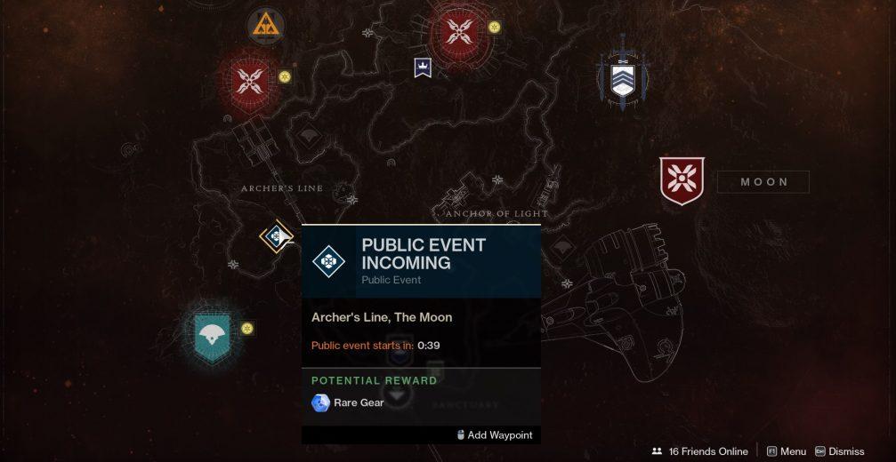 Destiny 2 Quest