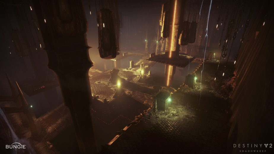 Destiny 2: Here Are Some Cheese Spots For Scarlet Keep