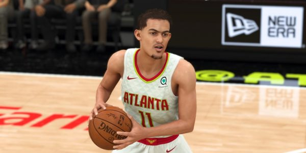 nba 2k20 moments of the week players bring trae young collection reward