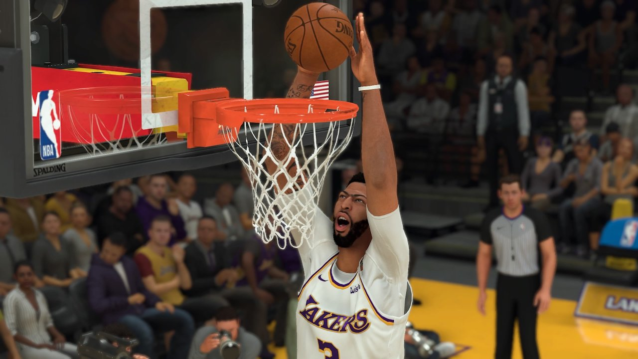 Nba 2k20 Myteam Anthony Davis Among Most Used Player Cards