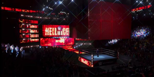 wwe 2k20 arenas for shows ppvs and mycareer mode revealed