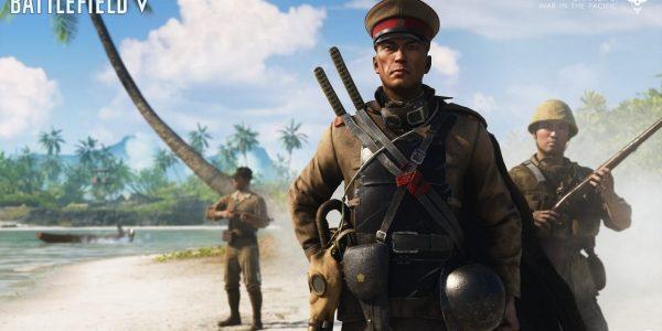 Battlefield 5 Elites Keisuke Nakamura Now Available 2