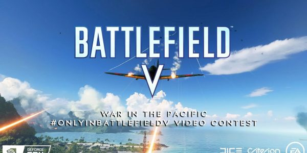Battlefield 5 War in the Pacific NVIDIA Video Contest