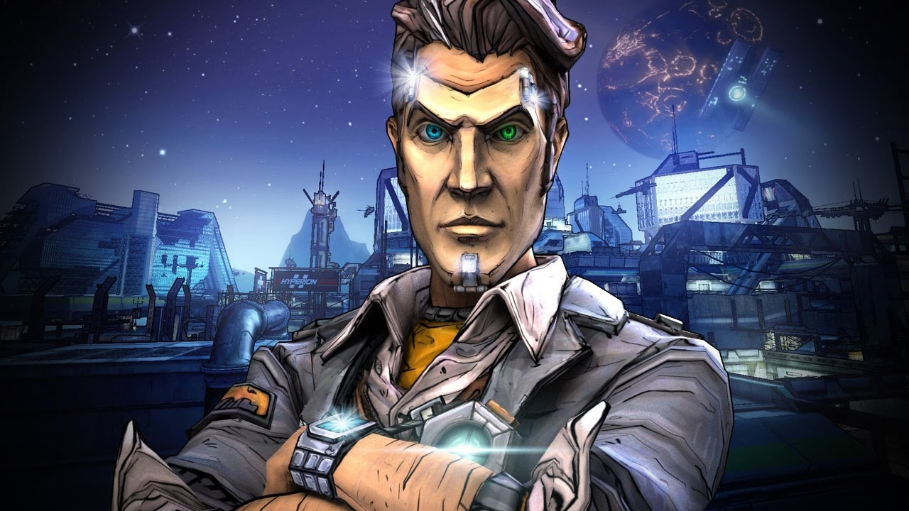 Gearbox Teases The Return Of Handsome Jack In First