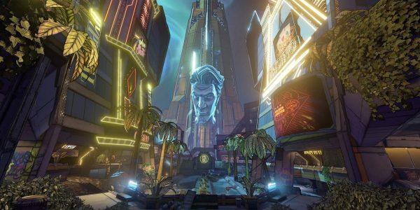 Borderlands 3 DLC Moxxi's Heist of the Handsome Jackpot